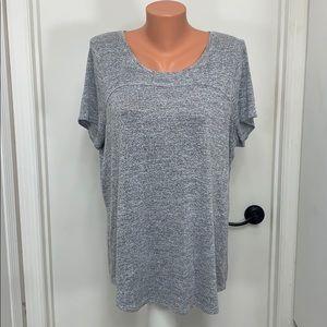 Sonoma lightweight sweater short sleeves XL